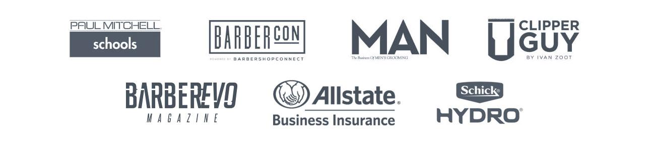 NAOB Partner Logos